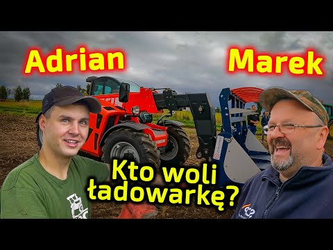 Embedded thumbnail for Rolnik z Hollywood czy Jockerfarm? Kto będzie wolał pracować ładowarką?