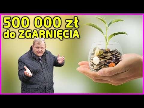 Embedded thumbnail for 500 000 zł nie tylko dla milionerów dotacje na rozwój usług rolniczych Pomagamy w zdobyciu