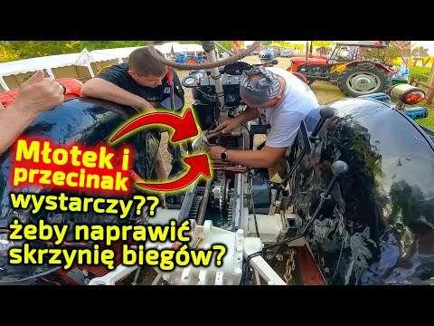 Embedded thumbnail for Ciągnik Arbos 2035 Skrzynia padła w Zetorze Bałtyk trip traktor Korbanek